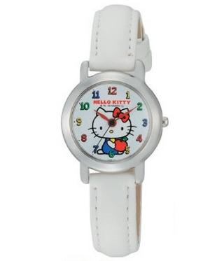 CITIZEN Q&Q - Hello Kitty Watch - VZ93-131 (White)