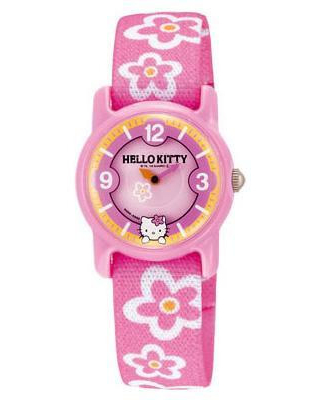 CITIZEN Q&Q - Hello Kitty Watch - VQ63-030 (Pink)