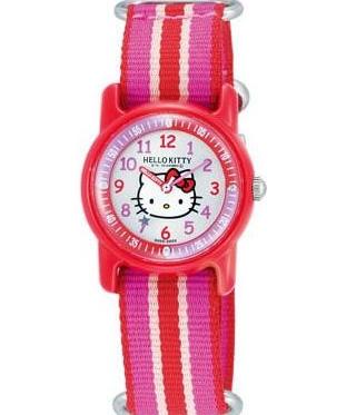 CITIZEN Q&Q - Hello Kitty Watch - VQ63-035 (Red)