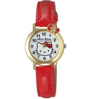 CITIZEN Q&Q - Hello Kitty Watch - VW23-032