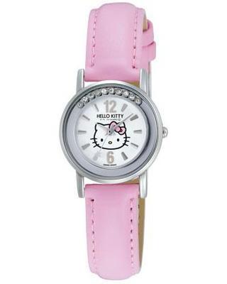 CITIZEN Q&Q - Hello Kitty Watch - VY57-032