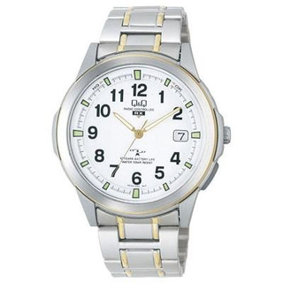 Citizen Q&Q - Perpetual Calendar Watch HD00-204 (White)