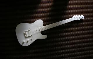 HANDSON Electric Guitar T Paper Craft Kit (PePaKuRa)