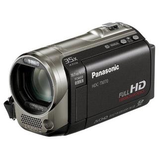 922790e0e Panasonic High Definition Camcorder HDC-TM70-K (Moon Black) - Best Buy  Japanese Products at Jzool.com