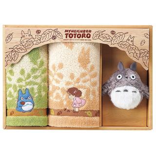 My Neighbor Totoro - Towel & Mascot Gift Set