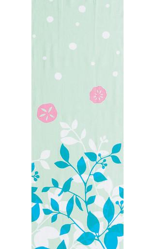 Bird - Mini Tenugui (Japanese Multipurpose Hand Towel)