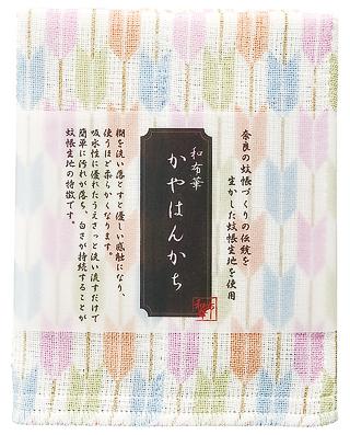 Kaya (Net Fabric) Handkerchief  - Arrows