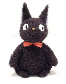 Fluffy Jiji from Kiki's Delivery Service M