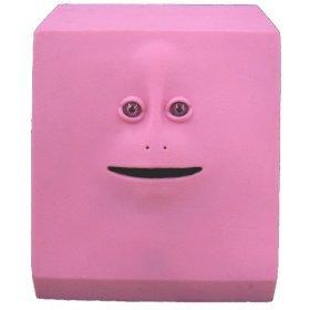 BANPRESTO Creepy Face Bank (Pink)