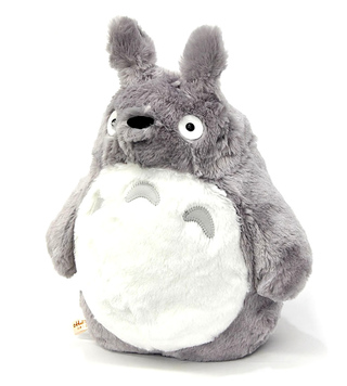 Soft O-Totoro Plush (L)