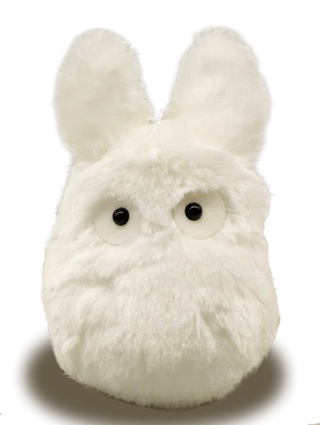 Soft Chibi-Totoro Plush (L)