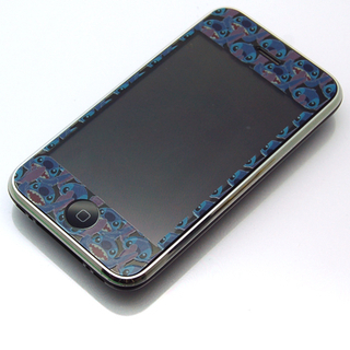 iPhone 3G/3GS Disney Screen Protector (Stitch)