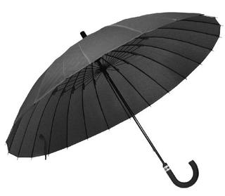 mabu - Ultralight 24 Rib Umbrella EDO (Laquer Black)