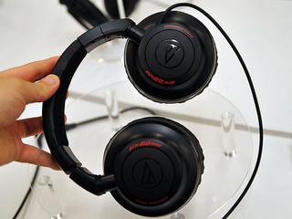 Audio-Technica - ATH-BB500 Back Band Headphones (BK)