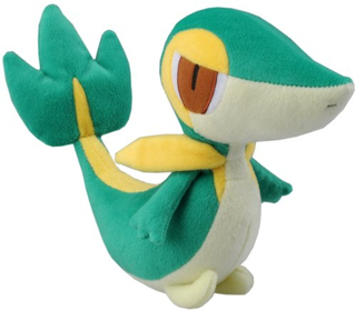 Pokemon - Snivy Plush