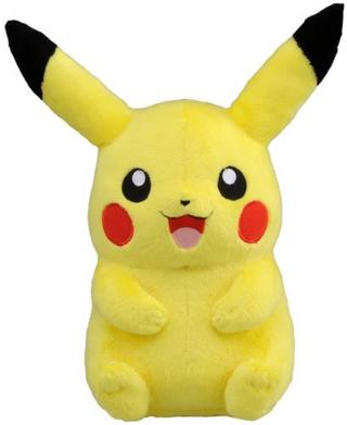 Pokemon - Talking Pikachu Plush
