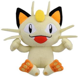 Pokemon - Meowth Plush