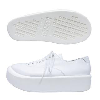 TOKYO BOPPER No.8802 / White Smooth Oxfords
