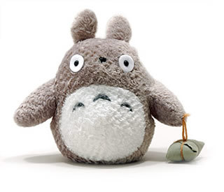 Fluffy O-Totoro (M)