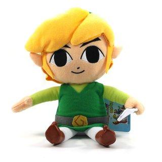 The Legend of Zelda: Phantom Hourglass - Link Plush (M)
