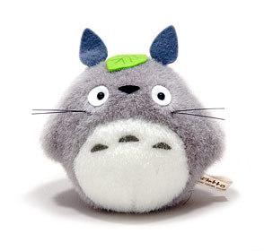 Jiggling O-Totoro