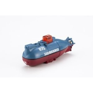 RC Ultra small submarine Submariner 075 (Vertical dive / Vertical