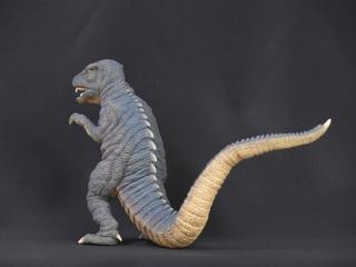 X-PLUS, Toho, monster, Kaiju, Gorosaurus, 1976, Godzilla, Complete Figure, Japan