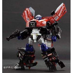 Takara Tomy, Transformers, GT, GT-01, GT-R, Optimus Prime, Race Queen, Action Figure, Japan