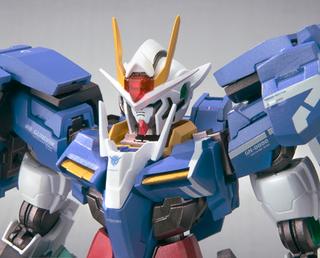 METAL BUILD, 00, Gundam, Seven Sword, BANDAI, JAPAN, FIGURE, anime