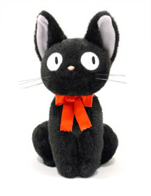 Sitting Jiji from Kiki's Delivery Service M