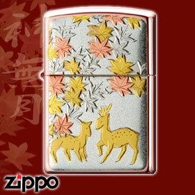 Zippo - Seasons - October (Maple)