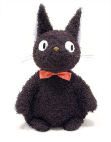 Fluffy Jiji from Kiki's Delivery Service M