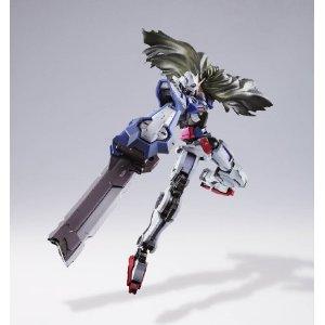 Bandai METAL BUILD 00 Gundam Exia Repair broken ver. Action Figure
