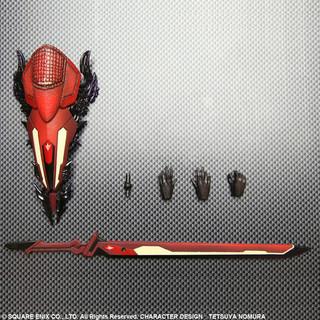 Square Enix Lightning Returns Final Fantasy XIII Play Arts Kai Lightning Acution Figure
