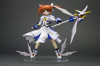 kotobukiya, Magical Girl, Lyrical Nanoha, MOVIE, Nanoha Takamachi, Complete Figure