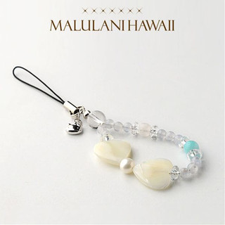 Sanrio, Hello Kitty, Malulani, Hawaii, power stone, strap, love, luck, Blue
