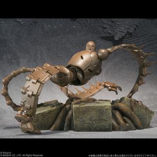 Souzou Galleria Laputa: Castle in the Sky Robot Soldier Complete Mini Figure (w/ LED based)