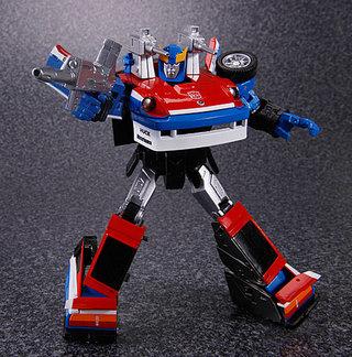 Takara Tomy, Transformers, Master Piece, MP-19, Smokescreen, Fairlady 280 Z-T, Action Figure