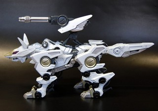 Takara Tomy Zoids 30th Anniversary Mirage Fox Limited Edition Complete Figure