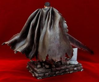 Art of War Berserk Guts the Black Swordsman Birth Ceremony Chapter 1/10 Polystone Statue