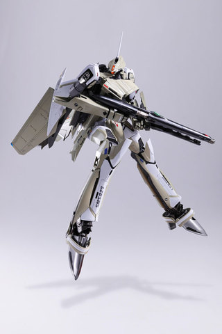 Bandai, Chogokin, Macross, VF-25A, Messiah Valkyrie, action figure