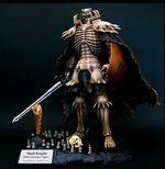 Berserk, Skull Knight, Birth Ceremony Chapter, Polystone Statue, Swarovski