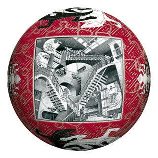 M.C. Escher Night and Day 60P