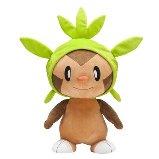 Pokemon Center Original Life-Size Plush - Chespin