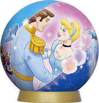 Cinderella 60P 3D Puzzle