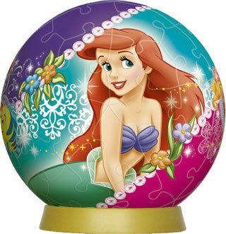 Ariel 60P 3D Puzzle