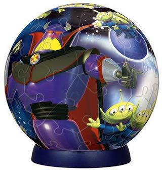 Buzz vs Zurg 60P 3D Puzzle