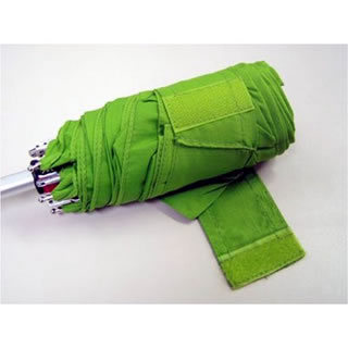 Totes Tiny Folding Umbrella (Green GN21233)