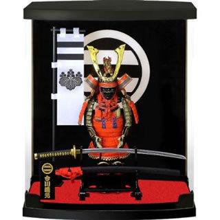 Samurai Armor Figure (Imagawa Yoshimoto)