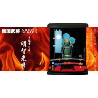 Samurai Armor Figure (Akechi Mitsuhide)